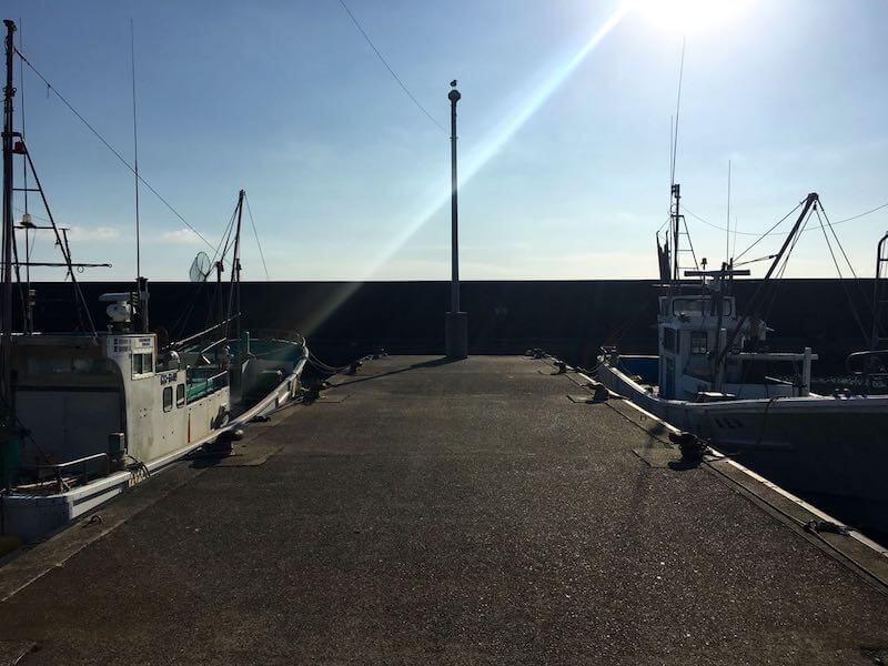 外川港の釣り場08