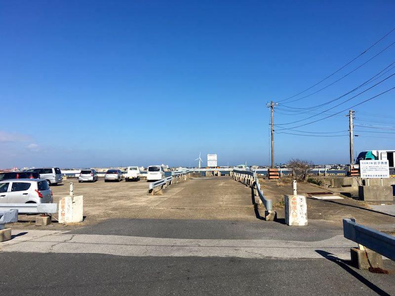 銚子港の釣り場16