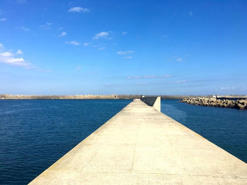 黒生港の釣り場11