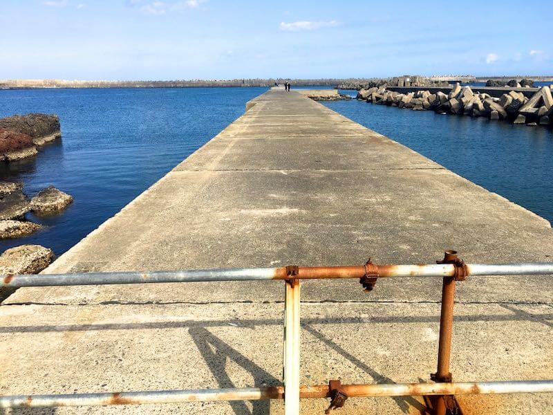 黒生港の釣り場09