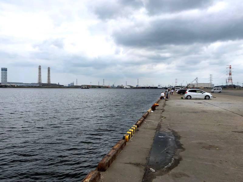 富津新港20182