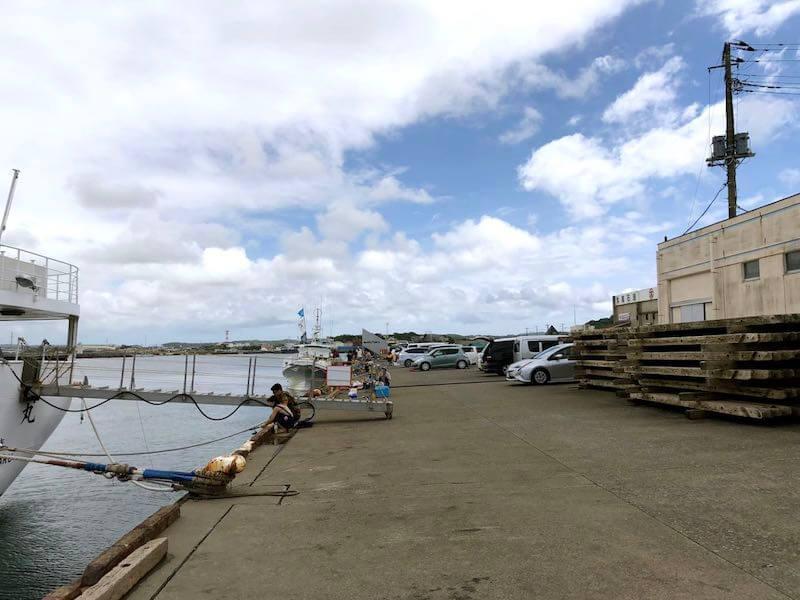 館山港の釣り場06